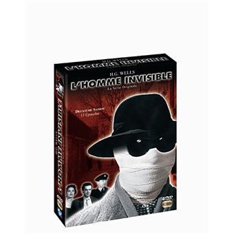 L'Homme invisibleL'Homme invisible - Coffret de la Saison 2