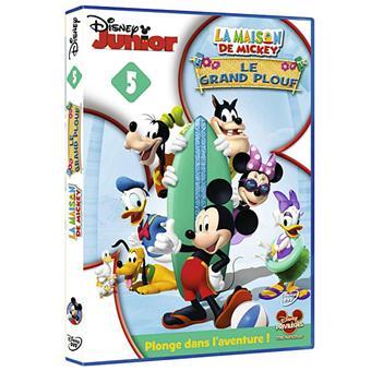 La Maison de MickeyMAISON DE MICKEY VOL5-FR
