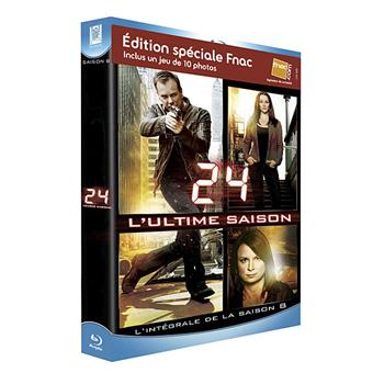 24 heures chrono24 - Season 8 Bluray Box