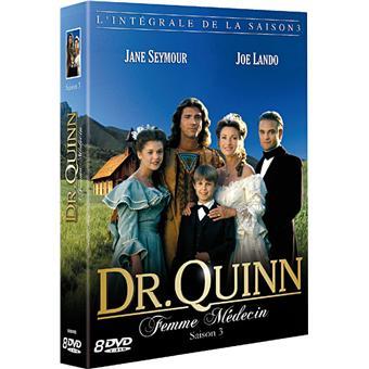 Docteur Quinn, femme médecinDocteur Quinn, femme médecin - Coffret intégral de la Saison 3
