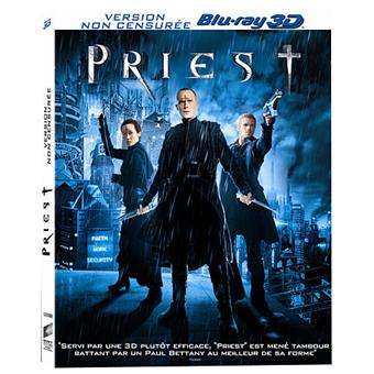 Priest - Blu-Ray - 3D Active