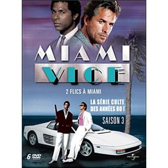 Deux flics à MiamiDeux flics à Miami - Coffret intégral de la Saison 3
