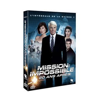 Mission : ImpossibleMission : Impossible, 20 ans après L'intégrale de la Saison 1 DVD