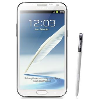 Samsung Galaxy Note 2 (N7100) - Blanc