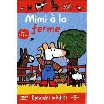 Volume 1 mimi la ferme dvd zone 2 achat prix fnac - Jeux de mimi la souris ...