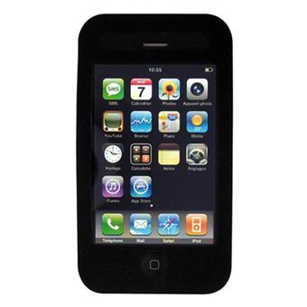 Coque silicone protection ecran Fnac pour iPhone 3G et 3GS