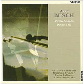 Musique de chambre cd album en adolf busch tous les for Chambre de musique