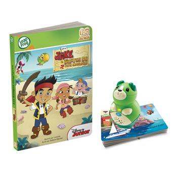 Leapfrog tag junior livre jack et les pirates jeu - Jeux de jack et les pirates ...