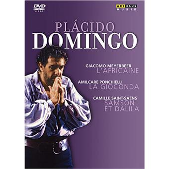 Placido domingo (box 4dvd) (imp)