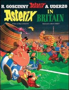 AstérixASTERIX IN BRITAIN