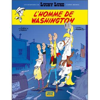 Lucky LukeL'homme de Washington