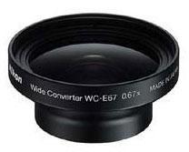 Nikon Complément Optique Grand Angle WC-E67