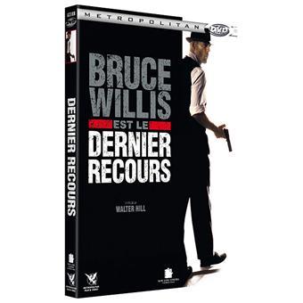 Dernier recours DVD