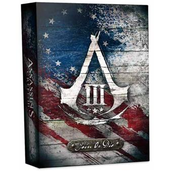 ASSASSINS CREED 3 COLLECTOR FRA PS3