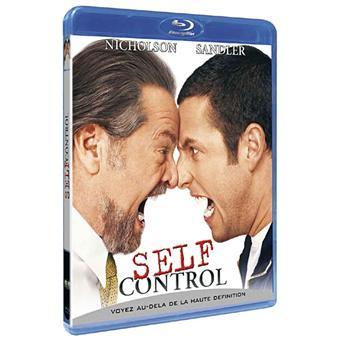 Self Control - Blu-Ray