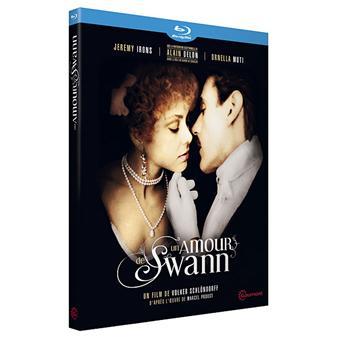 Un amour de Swann Blu-ray