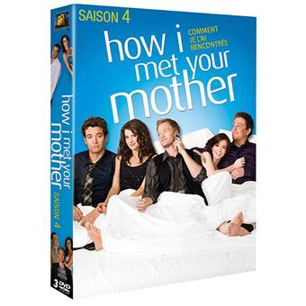 How I met your MotherHow I met your Mother - Coffret intégral de la Saison 4