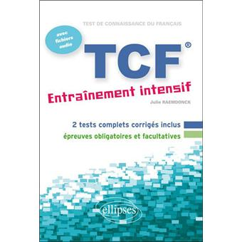 tcf entrainement intensif