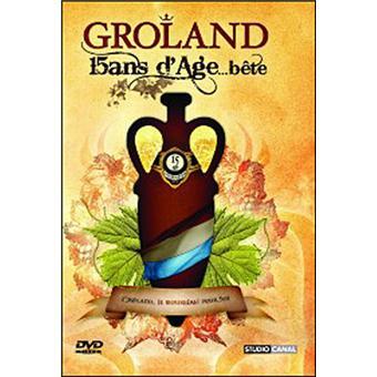 Groland 15 Ans D Age Bete