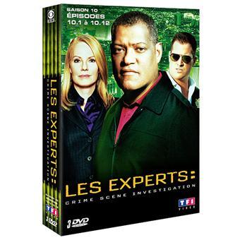 Les Experts Las VegasCoffret de la Saison 10 - Partie 1