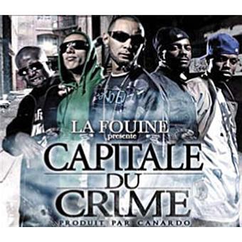 album de la fouine capitale du crime 3 gratuit