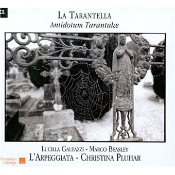 La Tarantella - L' Arpeggiata