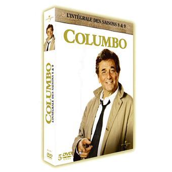 ColumboColumbo - Coffret intégral des Saisons 8 et 9