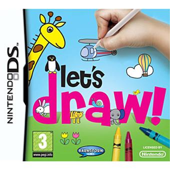 LET'S DRAW MIX DS