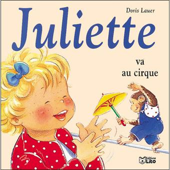 JulietteJuliette va au cirque