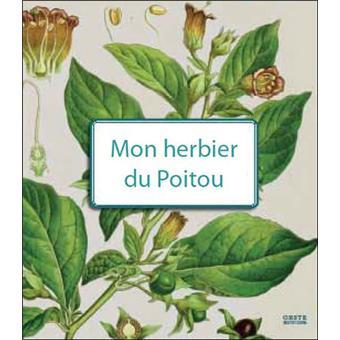 Mon herbier du Poitou