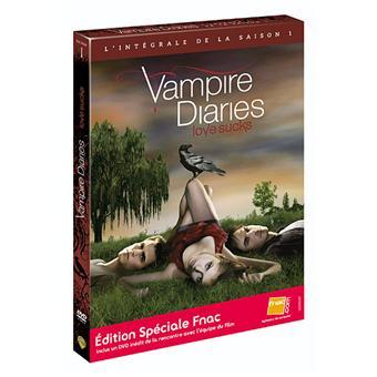 The Vampire DiariesVampire Diaries: Seizoen 1 DVD-Box