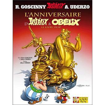 AstérixAsterix - L'Anniversaire d'Astérix et Obélix