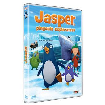 Jasper pingouin explorateur dvd zone 2 achat prix fnac - Jasper le pingouin ...