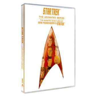 Star TrekStar Trek The Animated Series Coffret 4 DVD