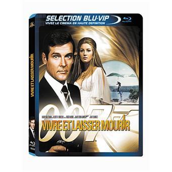 James BondB-VIVRE & LAISSER MOURIR-BD+DVD-VF