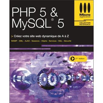 PHP 5 MYSQL 5