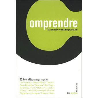 La pensée contemporaine. 20 livres clés - François Stirn