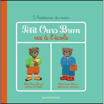 Petit ours brun petit ours brun va a l 39 ecole marie - Petit ours brun va al ecole ...