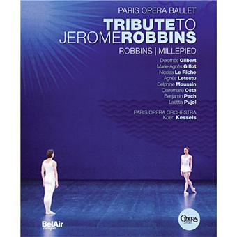 TRIBUTE TO JEROME ROBBINS/BLURAY