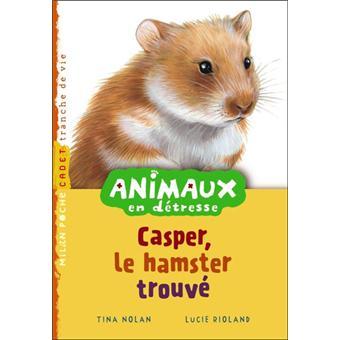 SOS animaux en détresseCasper le hamster