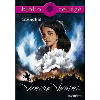 Bibliocollège- Vanina Vanini, Stendhal