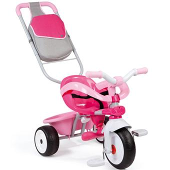 smoby tricycle baby driver fille tricycles achat. Black Bedroom Furniture Sets. Home Design Ideas