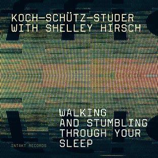 Walking and stumbling through your sleep