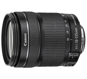 Canon EF-S 18-135mm f/3.5-5.6 IS STM Reflex Lens