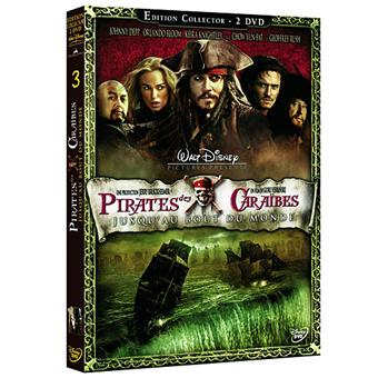 Pirate Des CaraïbesPirates des Caraïbes 3 - Jusqu'au bout du monde - Edition Collector