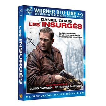 Les Insurgés - Blu-Ray