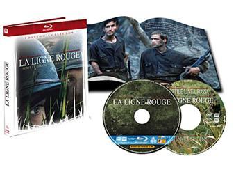 La ligne rouge Edition Collector Digibook Blu-ray