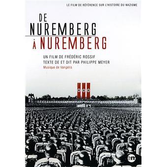 De Nuremberg à Nuremberg - Nouvelle Edition