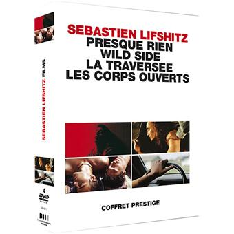 Coffret Lifshitz Edition Prestige DVD