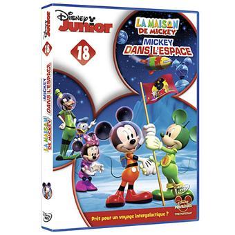 La Maison de MickeySpace Adventures